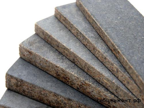 плита цсп цементно стружечная плита