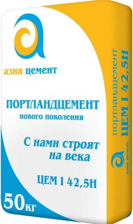 азия цемент м500 д0 с доставкой по москве